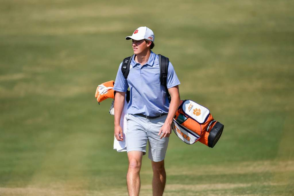 Clemson Finishes  Fourth at Ka'anapali Collegiate Classic