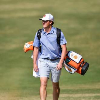 Clemson Men Second Heading into Final Round at Nike Golf Collegiate Invite