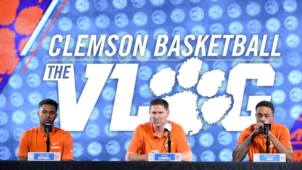 ClemsonMBB: The Vlog (S2, E3)