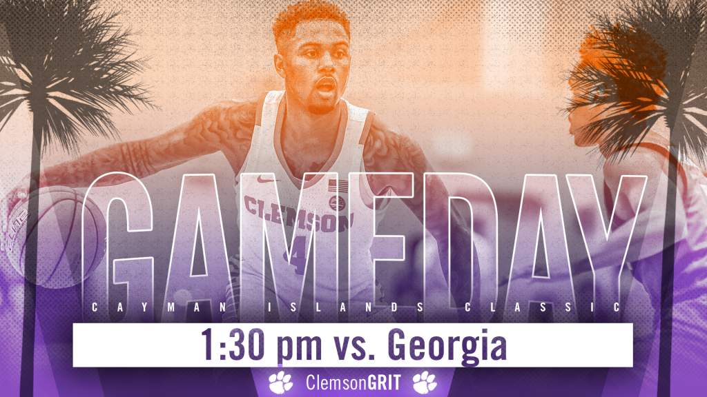 Gameday Central – Men's Basketball — Clemson Tigers ...