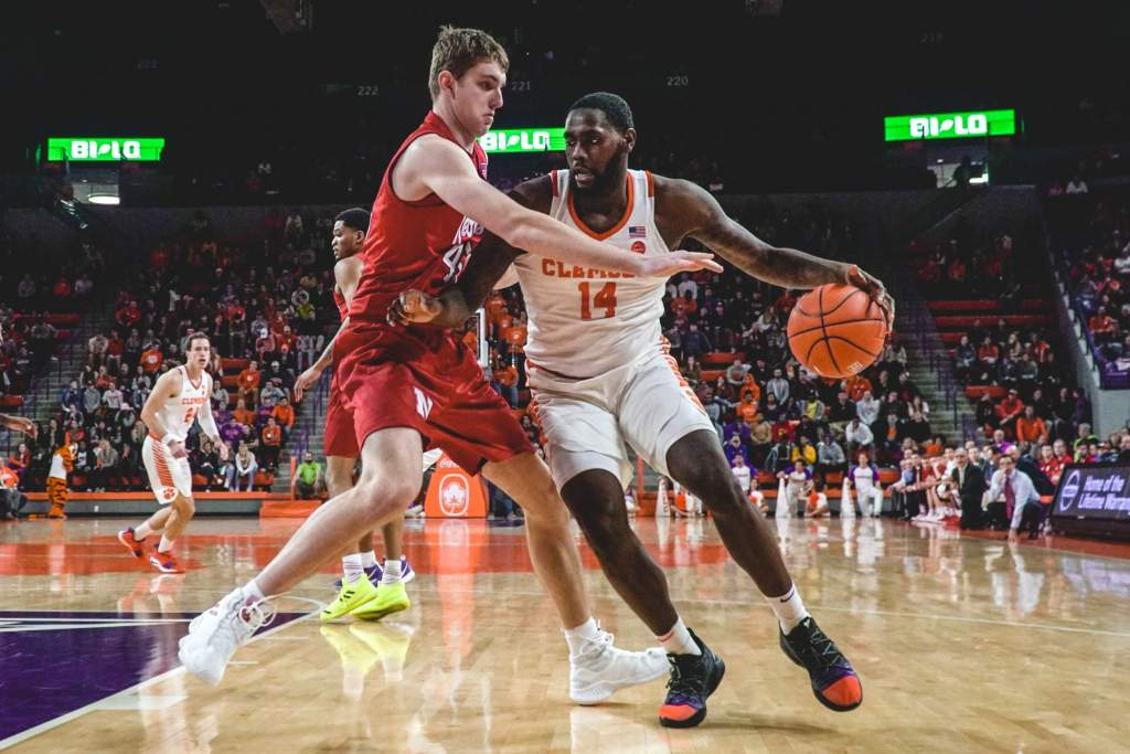 Tigers' Rally Falls Short Against Nebraska; MBB Falls 68-66