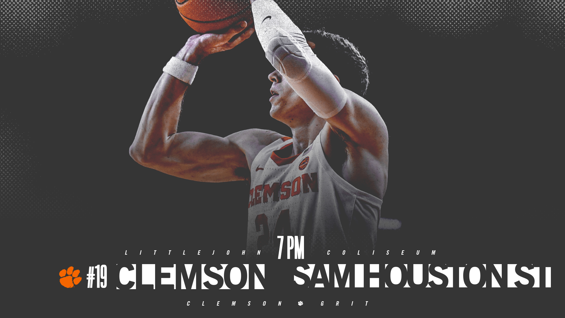 41a69ff86fb1 Gameday Central – Men s Basketball — Clemson Tigers Official ...