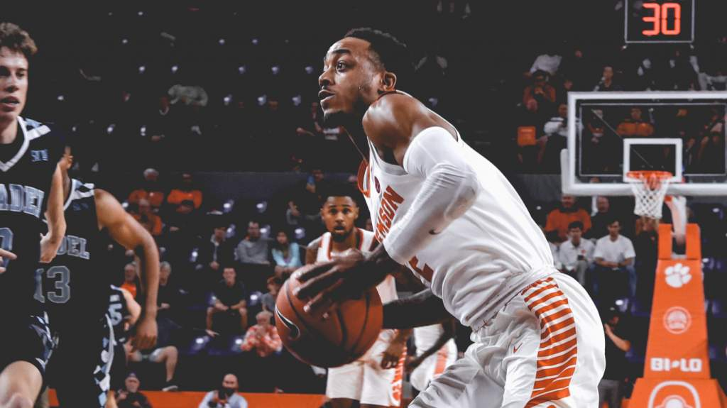 🎥 HIGHLIGHTS: Clemson 100, The Citadel 80