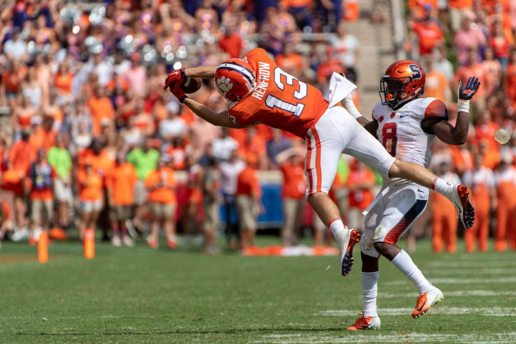 Renfrow Named Burlsworth Trophy Semifinalist