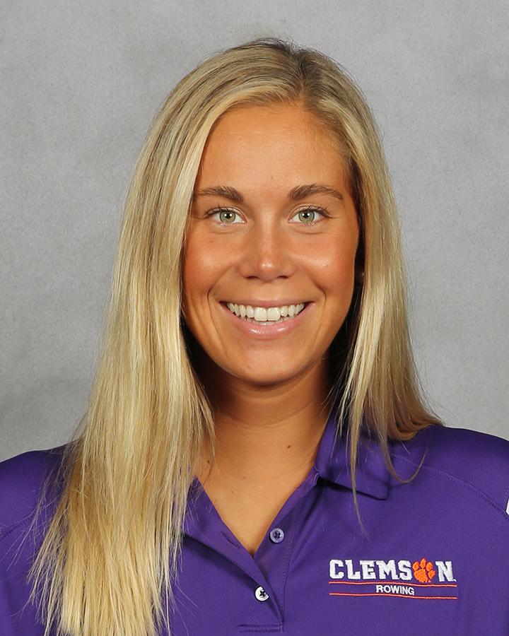 Pepper Kolman - Rowing - Clemson University Athletics