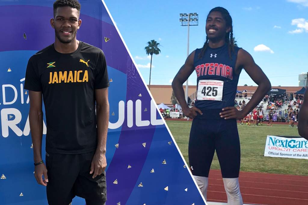 Track & Field Adds Campbell, Parker As 2019 Signees