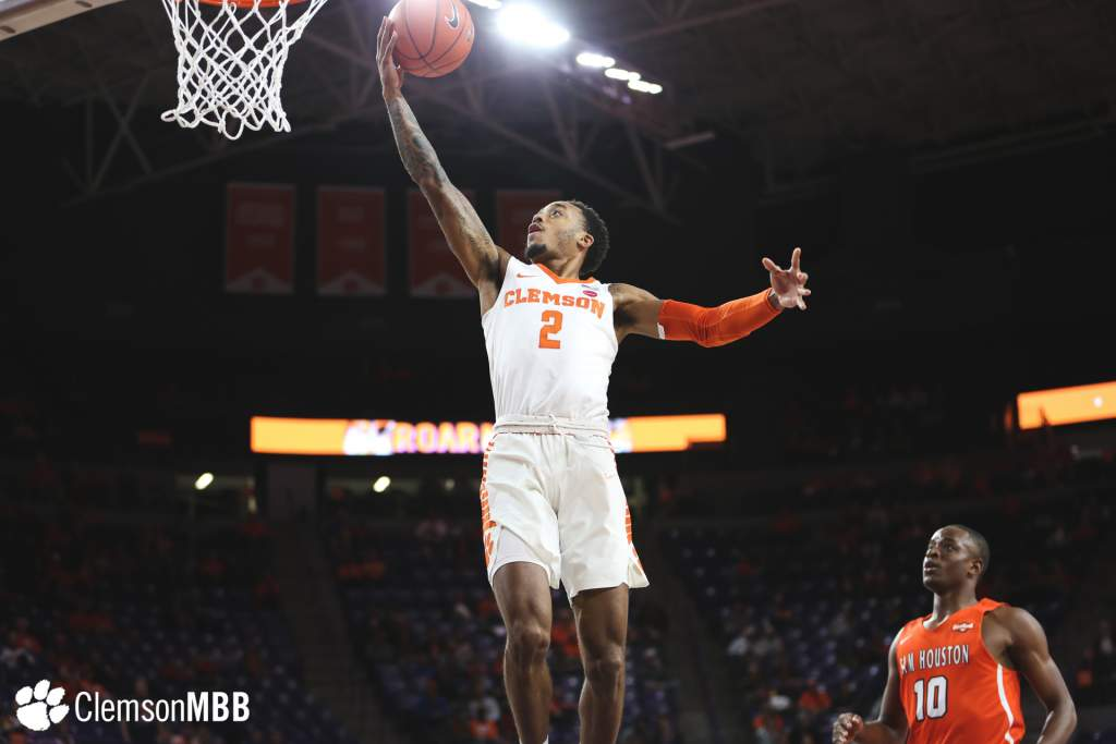 🎥 HIGHLIGHTS: Clemson 74, Sam Houston State 59
