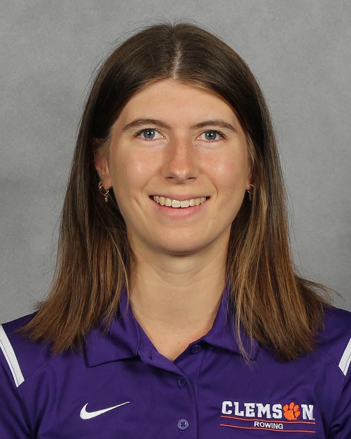 Mattie McKenzie - Rowing - Clemson University Athletics