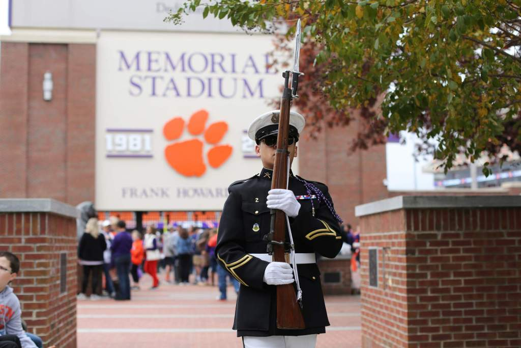 Clemson To Host Military Appreciation Day On Saturday