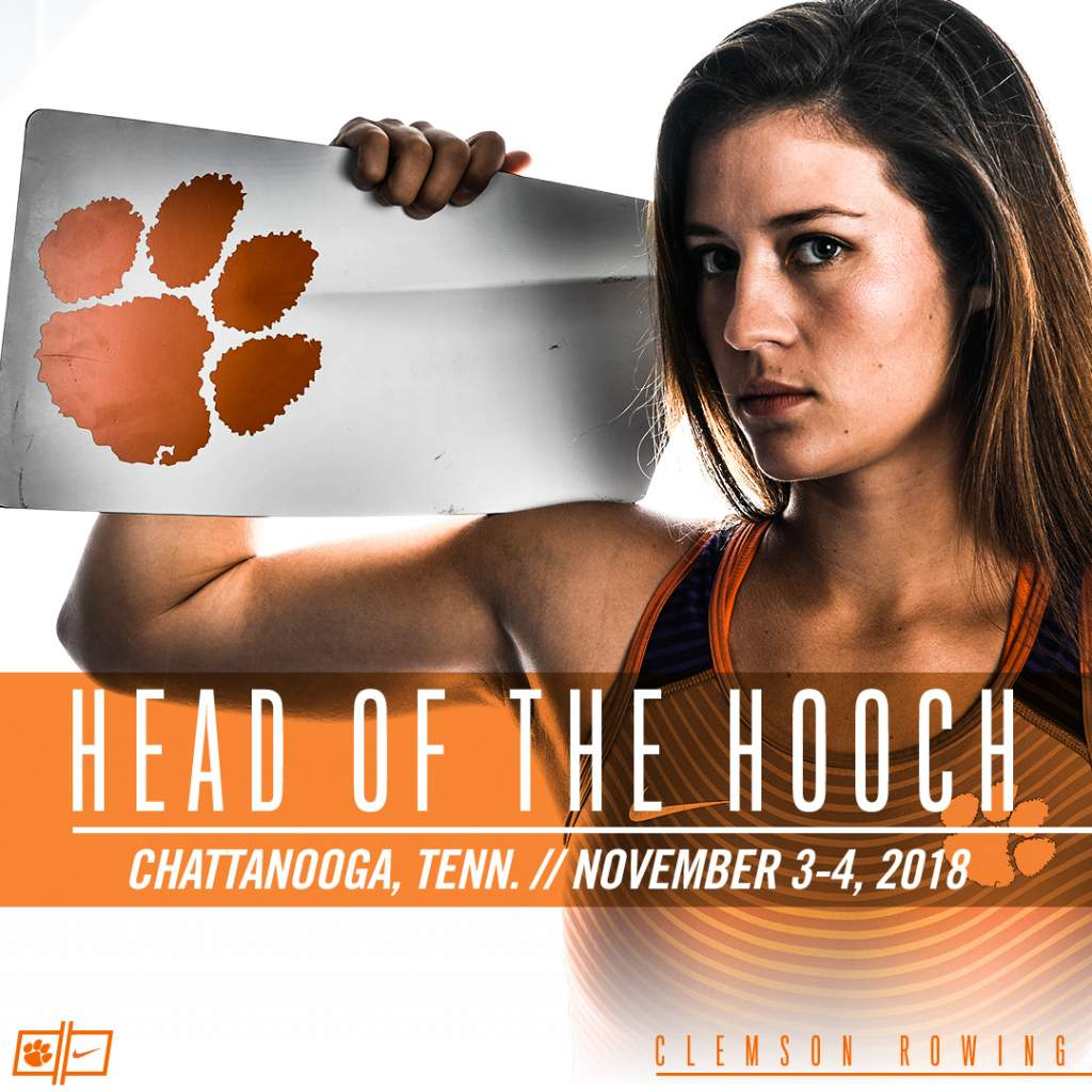 Clemson Opens Fall Racing at Head of the Hooch