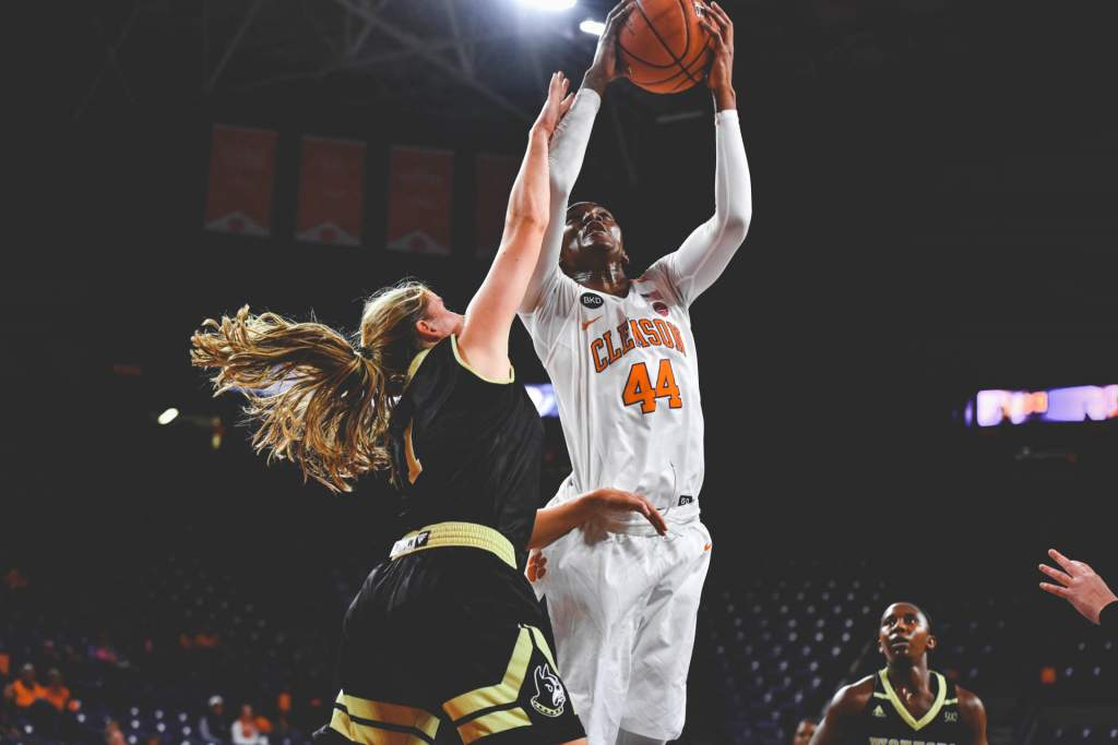 Thornton Posts Career-High; Tigers Defeat Wofford 85-77