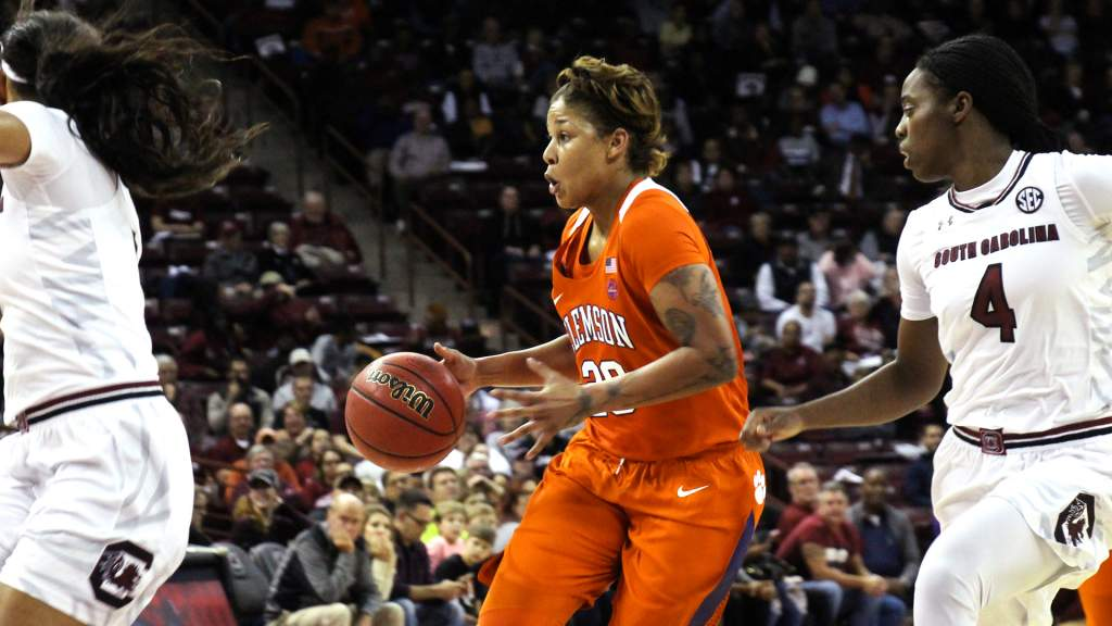 Tigers Come Up Short at No. 10 South Carolina