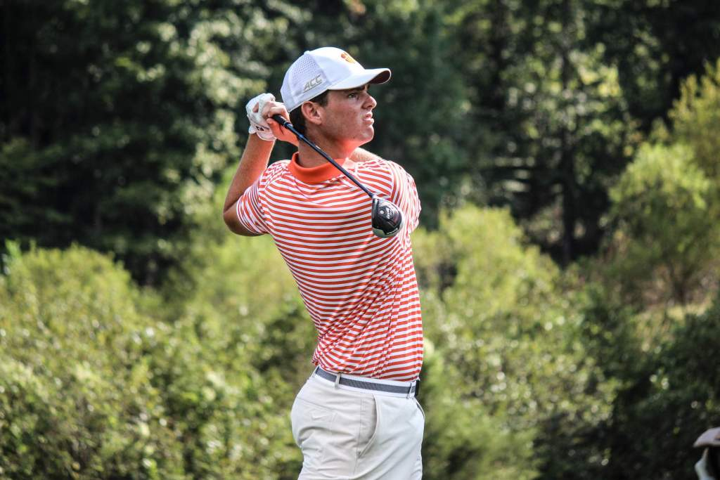Clemson Fires Record 262 to Take Lead at Ka'anapali Classic