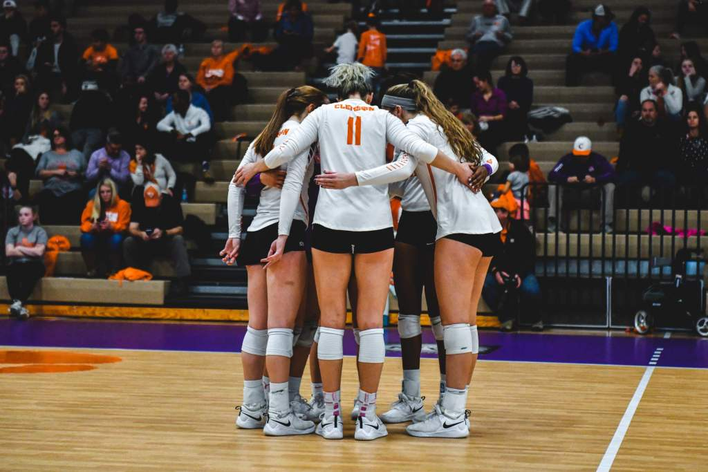 Volleyball Concludes Historic Season against CofC Thursday