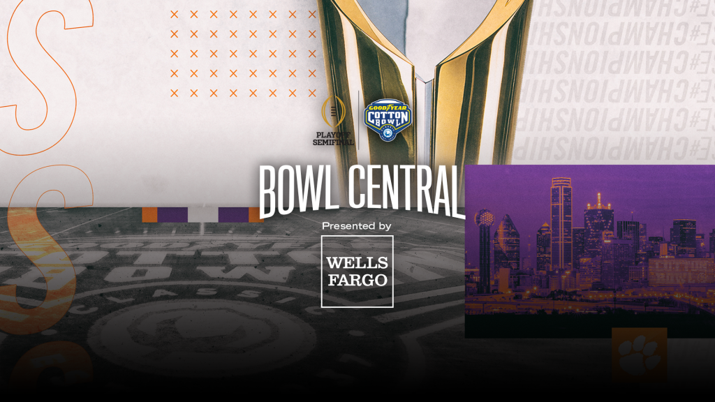 2018 Cotton Bowl Central
