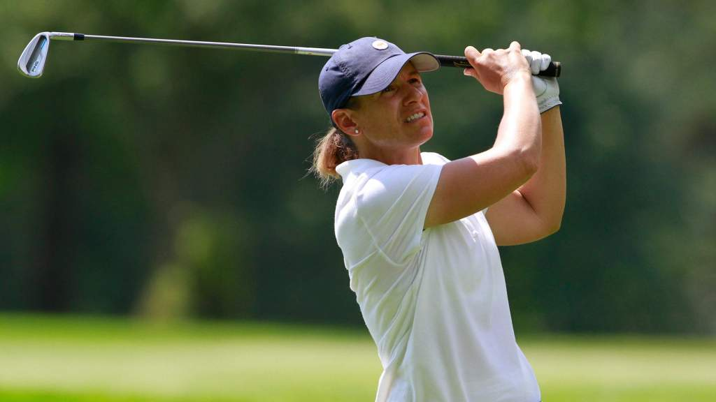 Heather Bowie Young Inducted into the WGCA Players Hall of Fame