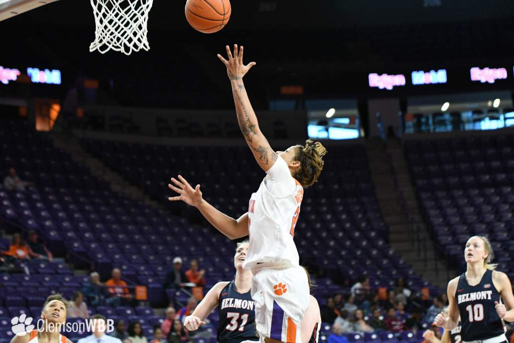 Tiger Talk: Clemson Stays Aggressive in Win over Belmont