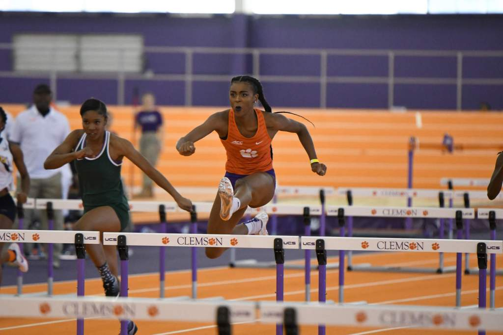 Clemson to Open 2018 Indoor Season Saturday