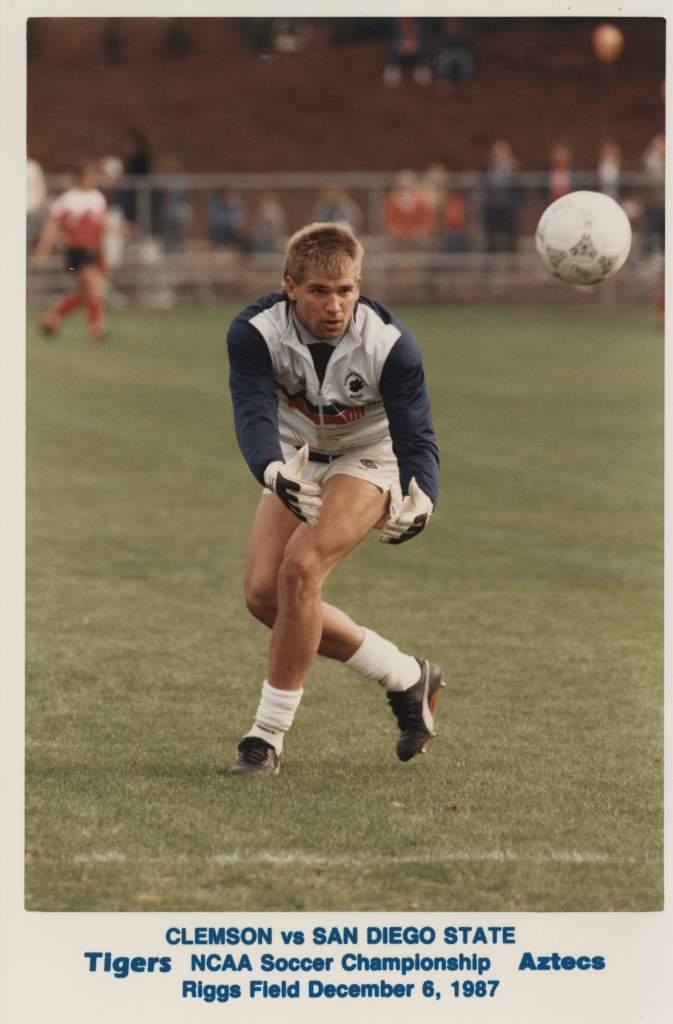Former Clemson Goalkeeper Kevin Taylor Passes Away