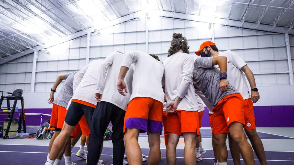 Clemson Men's Tennis