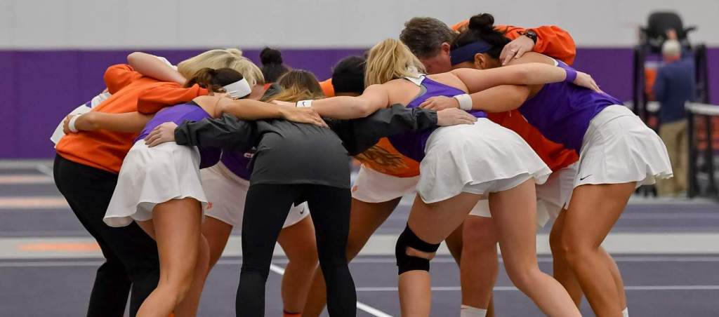 Clemson at North Carolina Match Postponed