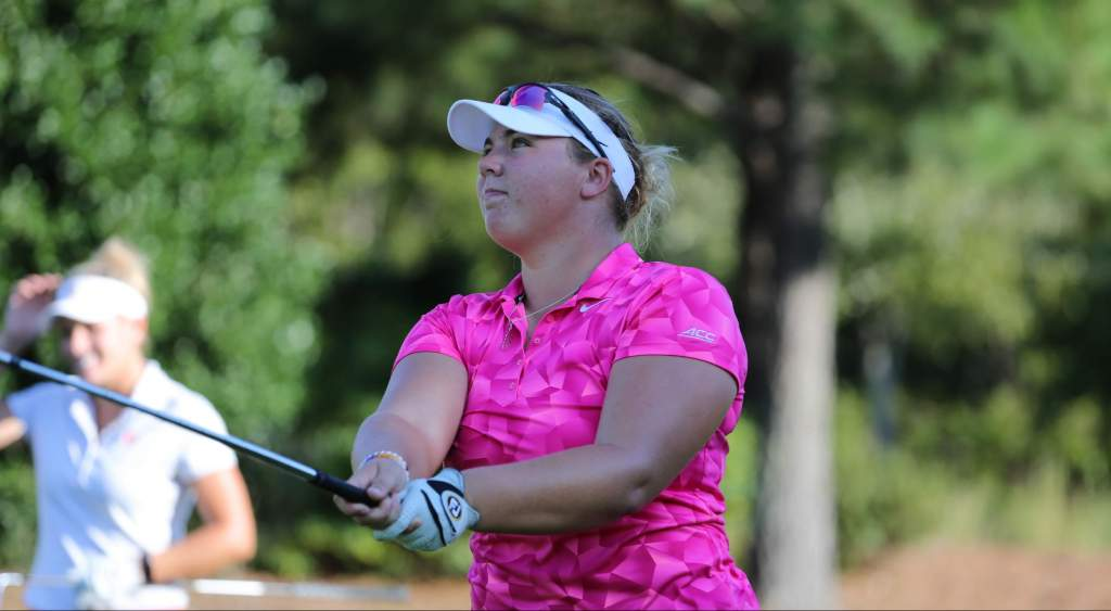 Hewson to Play in Augusta National Women's Amateur