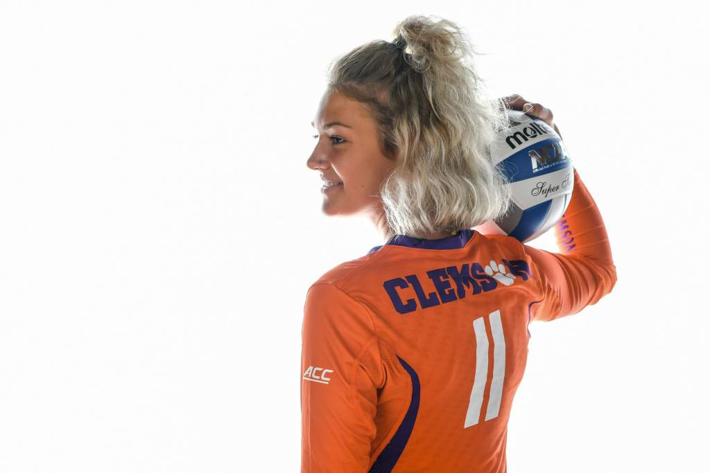 Bailey Tabbed All-ACC Academic Selection