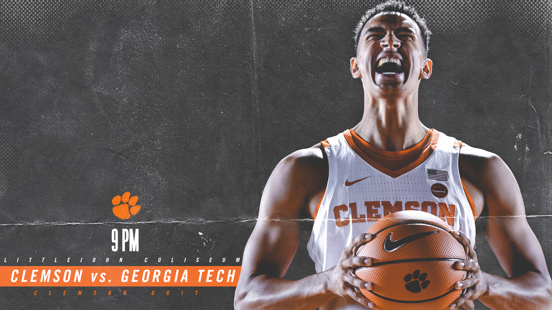 7f3bb21c Gameday Central – Men's Basketball — Clemson Tigers Official ...
