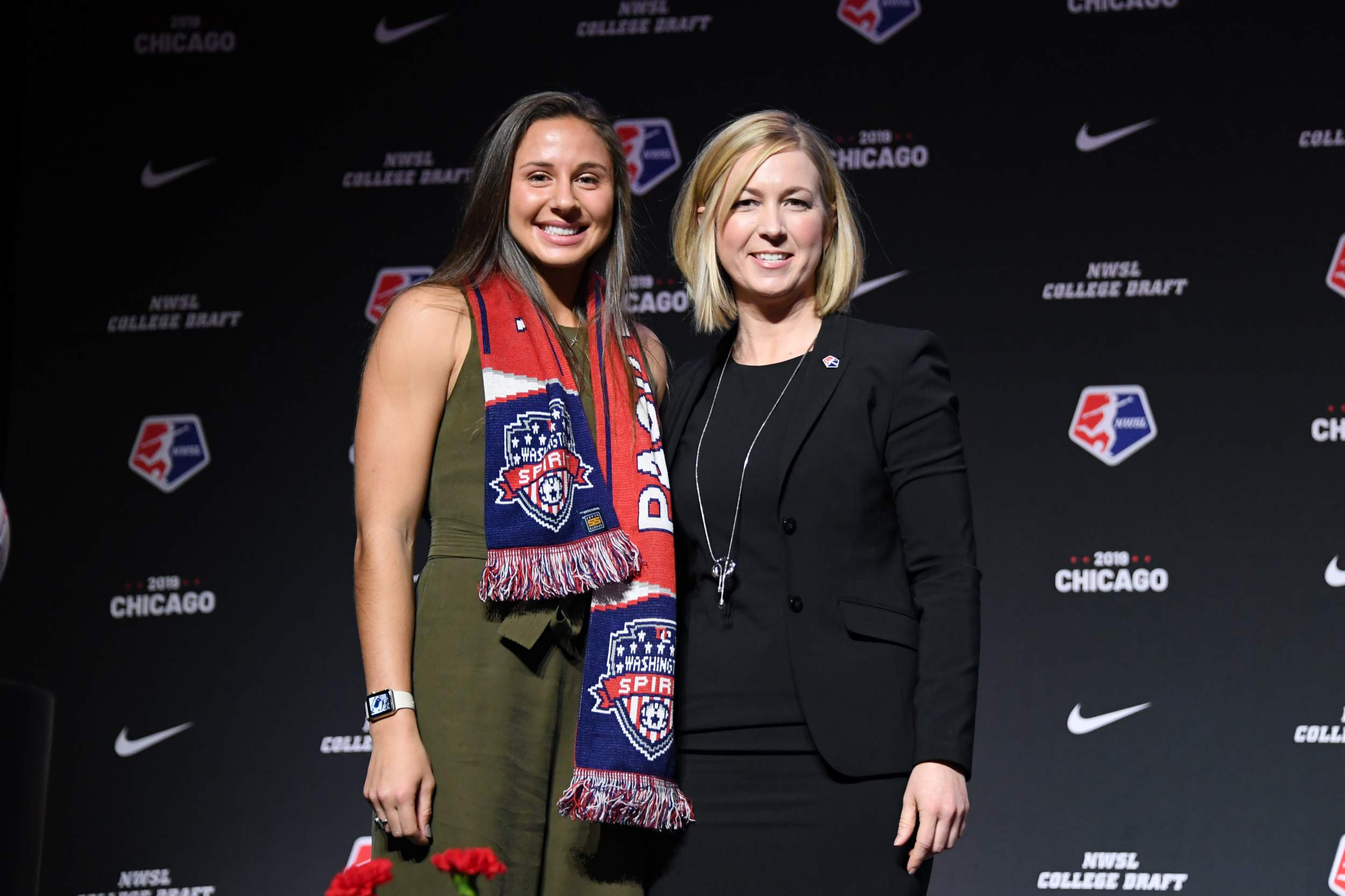 Staab Selected Fourth in NWSL 2019 College Draft, Highest Pick in Clemson History