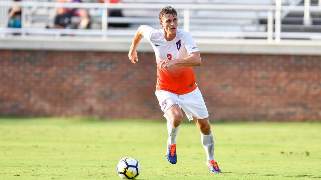 Three Tigers Named to 2018 All-ACC Academic Team