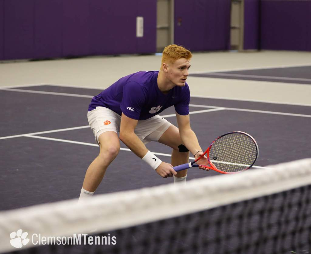 Clemson Drops Road Match at Georgia State Sunday