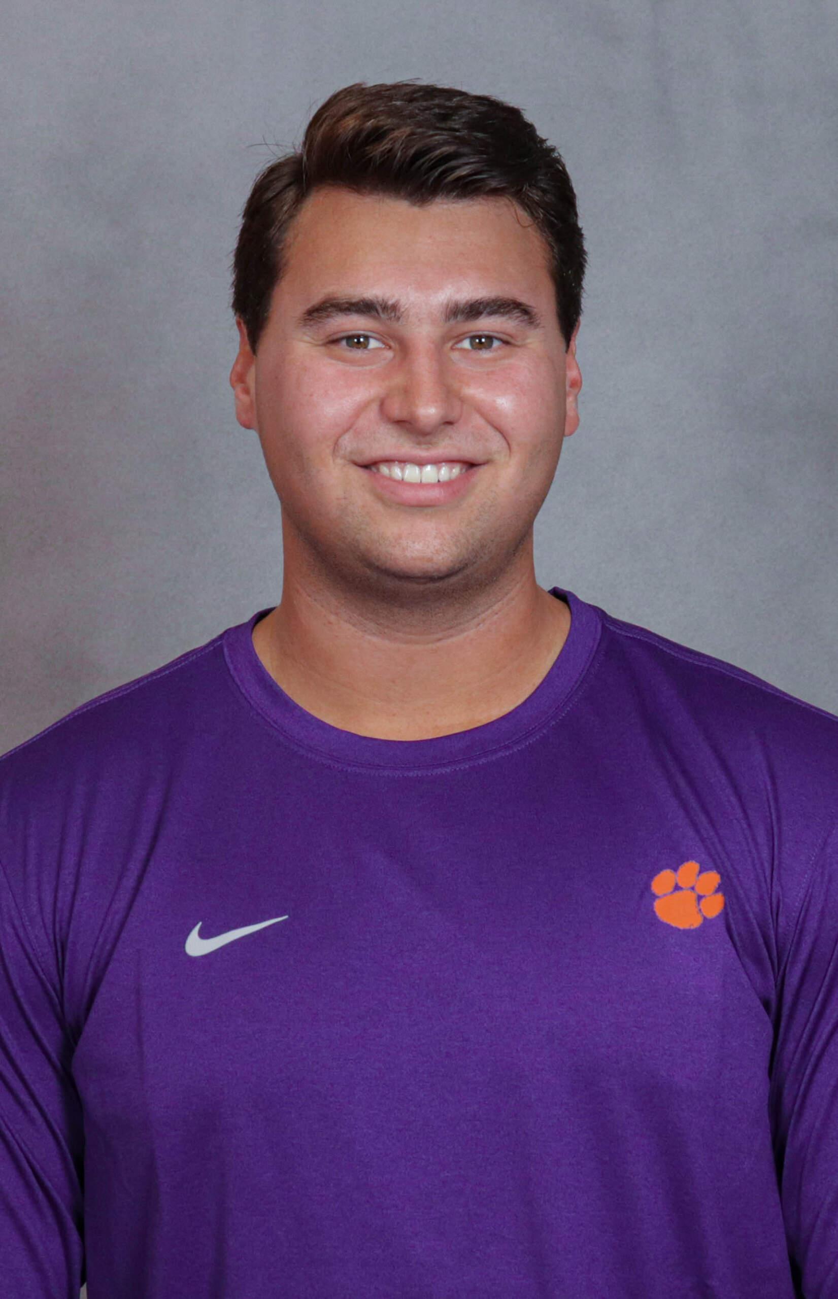 Grant Voeks - Track & Field - Clemson University Athletics