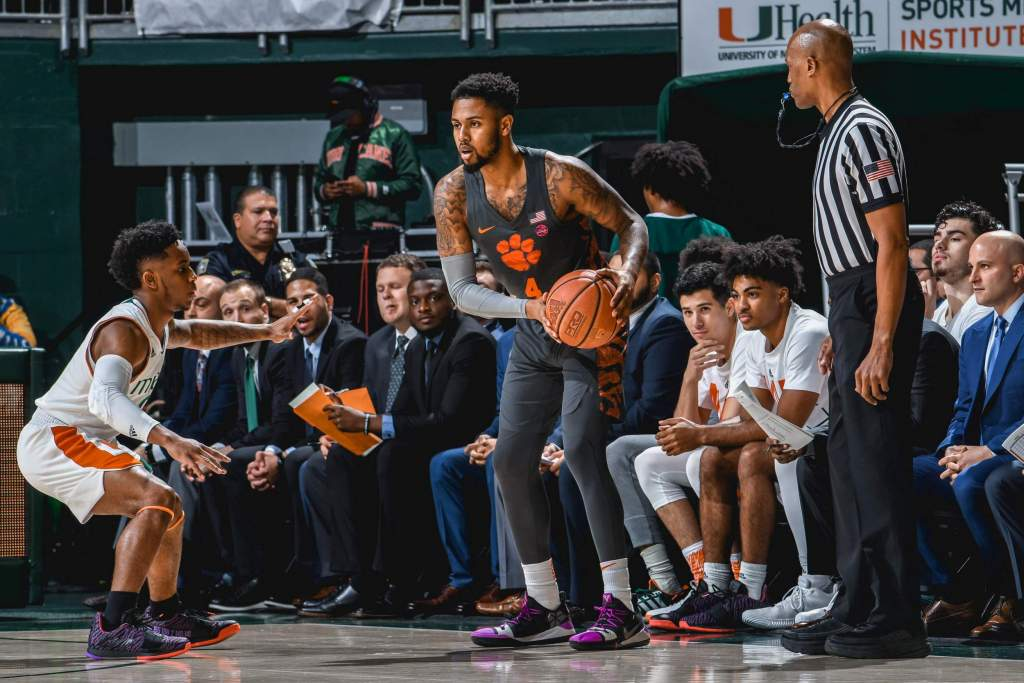 Tigers Drop Heartbreaker at Miami, 65-64
