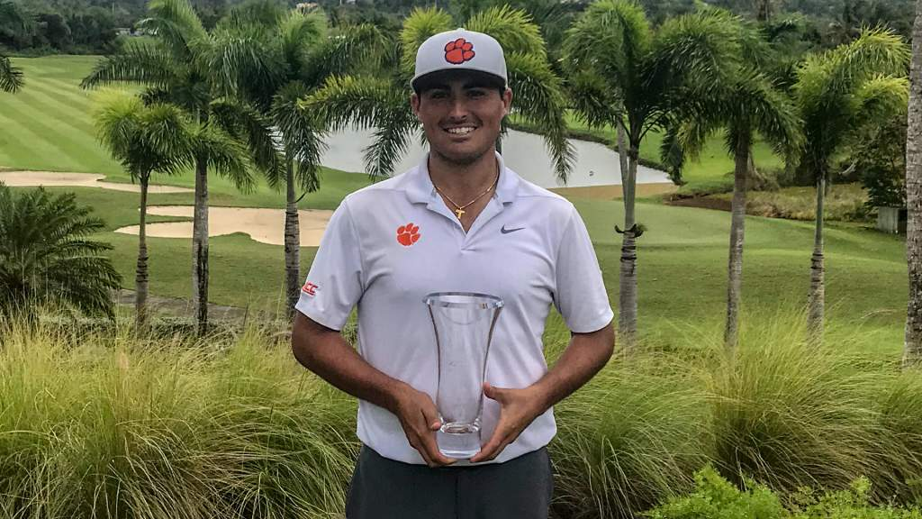 Nimmer Takes Co-Medalist Honors at Puerto Rico Classic