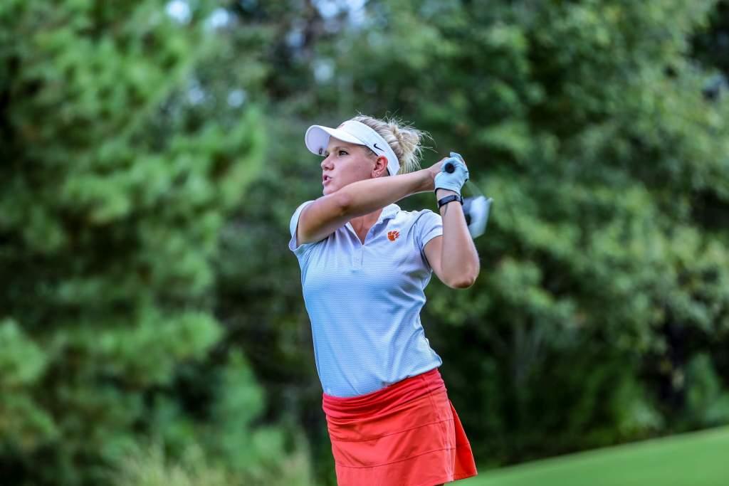 Clemson Women Open Season Monday at Cougar Classic