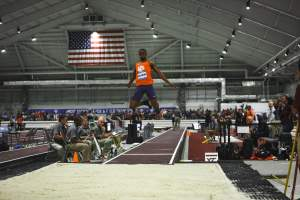 Play video: 🎥 ACC Indoor Track & Field Championships - Feb. 22