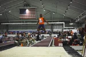 🎥 ACC Indoor Track & Field Championships - Feb. 22