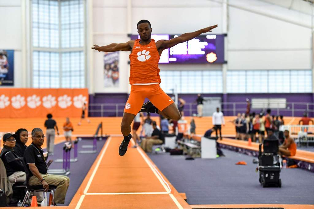 McBride Concludes Historic Indoor Career at NCAAs Friday