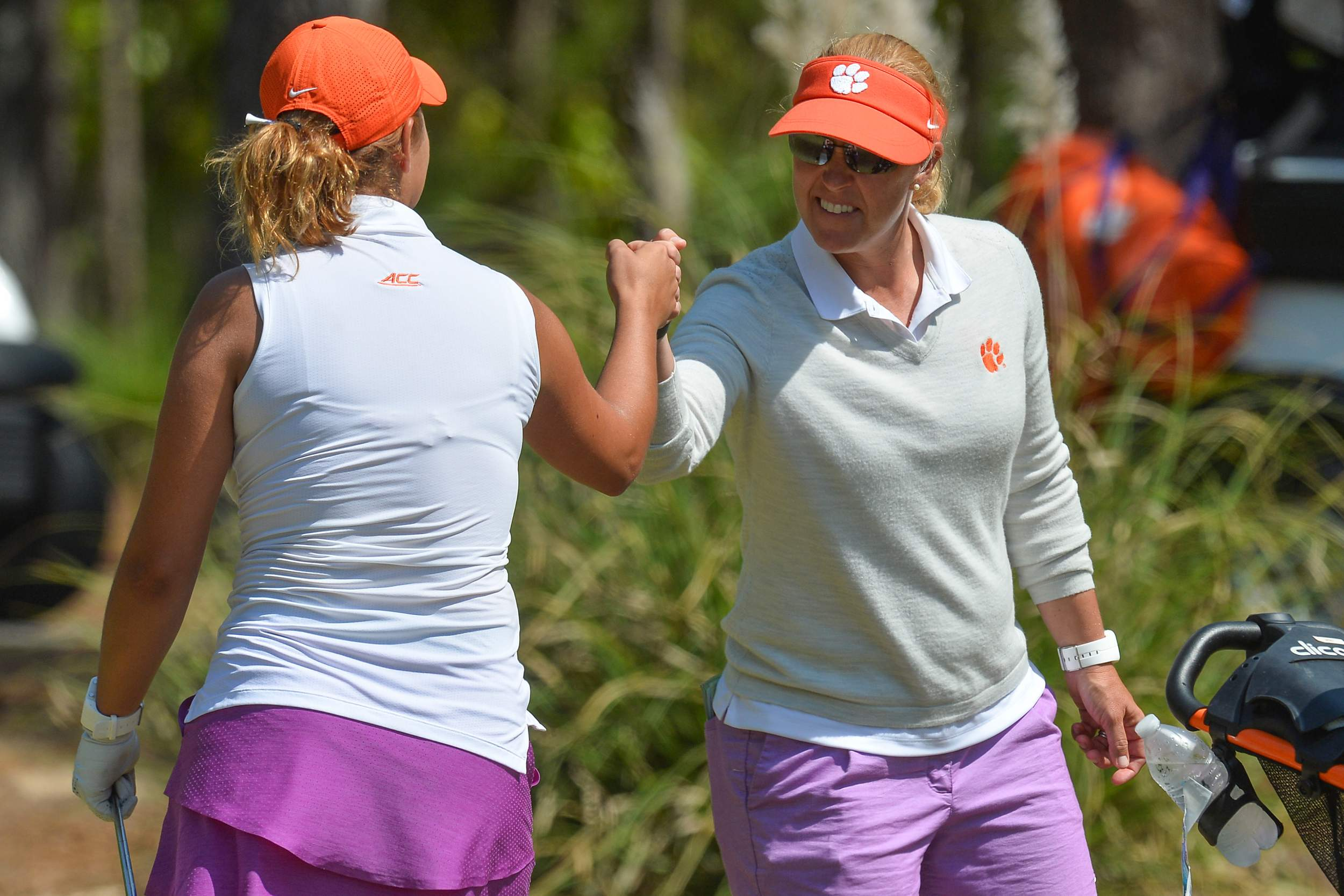 Clemson Finishes Eighth against National Field at Cougar Classic