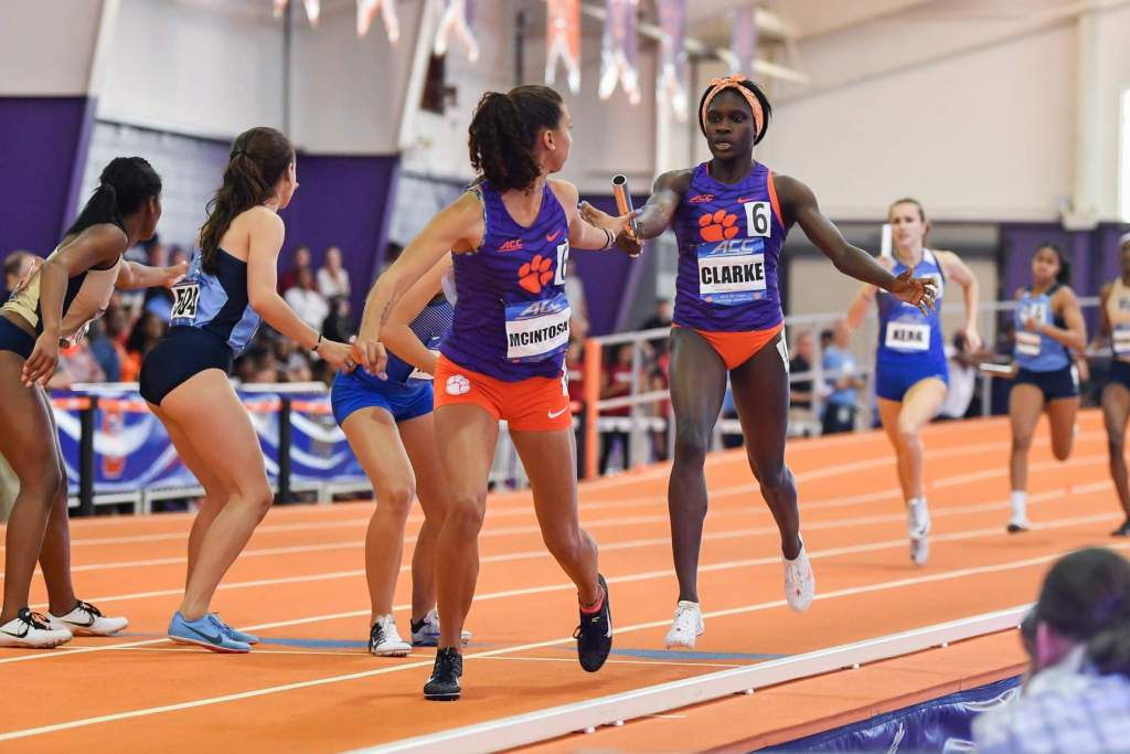 Track & Field Ready For ACC Championships