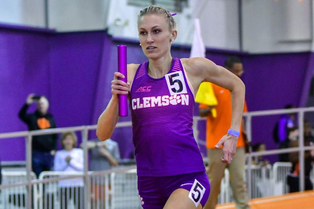 Tigers Roar Past Tar Heels in DMR Showdown