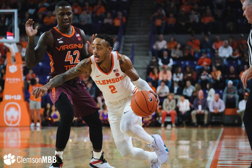 Clemson-North Carolina to Tip Off at 6 p.m. on March 2