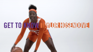 Play video: Get To Know: Taylor Hosendove