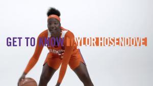 Get To Know: Taylor Hosendove