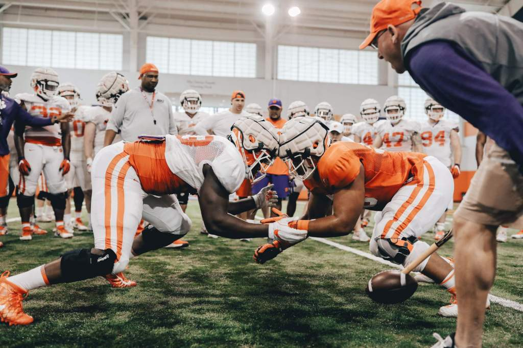 Spring Practice 4: The PAW Drill