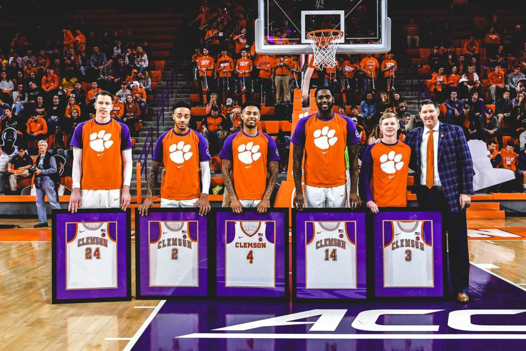 Clemson Closes Regular Season; Senior Day with Win Over Syracuse