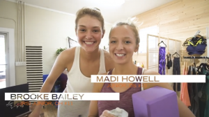 Play video: The Team Goes To Hot Yoga