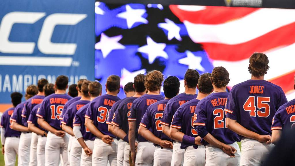 Clemson Plays Charlotte at BB&T Ballpark on Tuesday