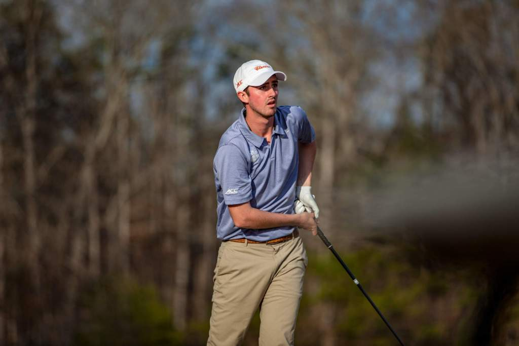 Tigers Rank Fourth after Two Rounds at Clemson Invitational