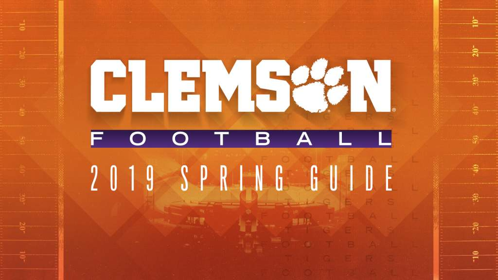 Protected: 2019 Clemson Football Spring Guide